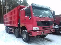 Howo ZZ. Самосвал 3407, 9 726 куб. см., 31 000 кг.