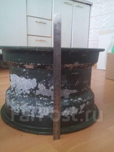 ГАЗ Волга. 9.0x14, 9x100.00, ET-28, ЦО 205,0мм.