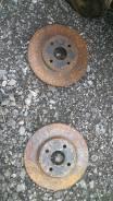 Диск тормозной. Mazda Demio, DY5R, DY3R, DY5W, DY3W Двигатели: ZJVE, ZYVE, ZJVE ZYVE