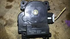Сервопривод заслонок печки. Toyota Caldina, ST210