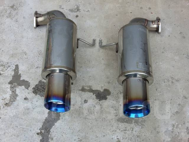 Глушитель. Subaru Forester, SJ, SJG, SJ5