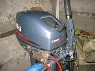 Yamaha. 15,00л.с., 2-тактный, бензиновый, нога L (508 мм), Год: 2008 год