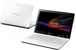 "Sony VAIO. 15.5"", ОЗУ 4096 Мб, диск 500 Гб, WiFi, Bluetooth, аккумулятор на 3 ч."