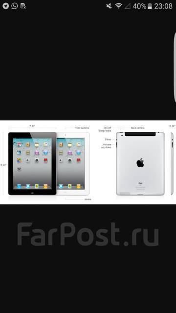 Apple iPad 2 Wi-Fi+3G 16Gb