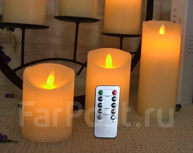 Свечи. Под заказ