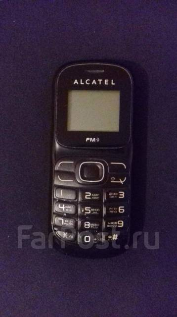 Alcatel OneTouch 117. Б/у