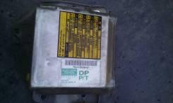 Блок управления airbag. Toyota Sequoia, UCK45, UCK35 Двигатель 2UZFE