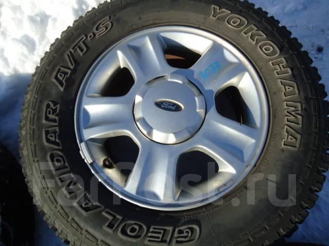 Колеса Ford Escape. 7.0x16 5x114.30 ET45