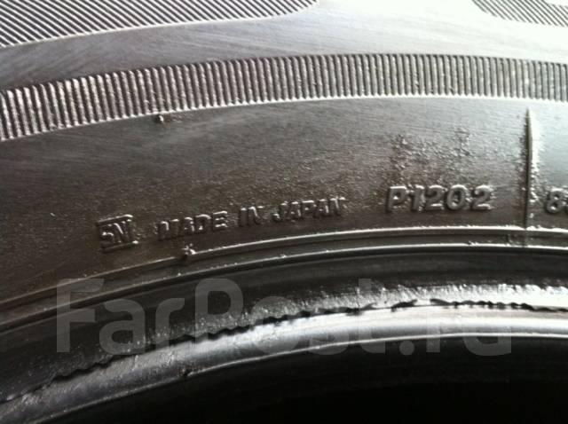 Bridgestone Ecopia EP850. Летние, 2013 год, износ: 50%, 4 шт