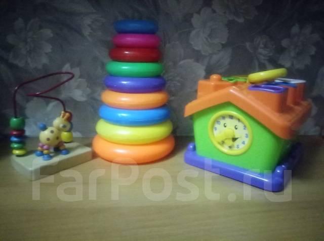 Игрушки-развивашки для деток по последней ставке