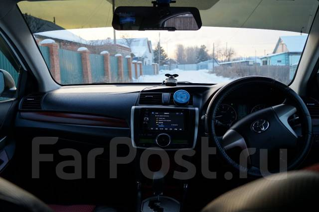 Toyota Allion. вариатор, 4wd, 1.8 (133 л.с.), бензин, 80 000 тыс. км