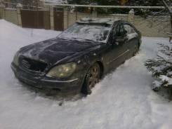 Запчасти Мерседес W220. Mercedes-Benz S-Class, W220 Двигатель M 137 E58