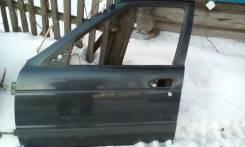 Дверь боковая. Nissan Sunny, FNB13 Двигатель GA15