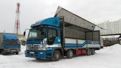 Hino Profia. HINO Profia 4WD, 99г, Бабочка 60м3, 13 000 куб. см., 15 000 кг.