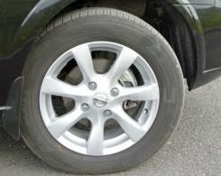 Продам комплект абсолютно новых оригинальных летних колёс на Nissan. 6.0x15 4x114.30 ET40 ЦО 66,1мм.