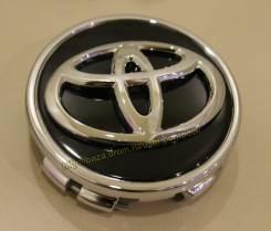 """Комплект колпаков для литых дисков Toyota Camry New. Диаметр 17"""", 1 шт."""