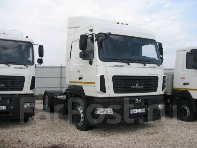 МАЗ. Седельный тягач 5440Р9-1420-031, 10 000 куб. см., 10 000 кг.
