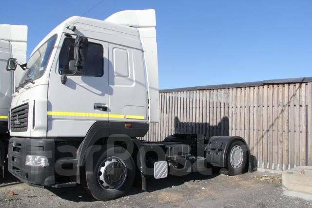 МАЗ 5440В9. Седельный тягач МАЗ-5440В9-1420-031, 1 000 куб. см., 1 000 кг.