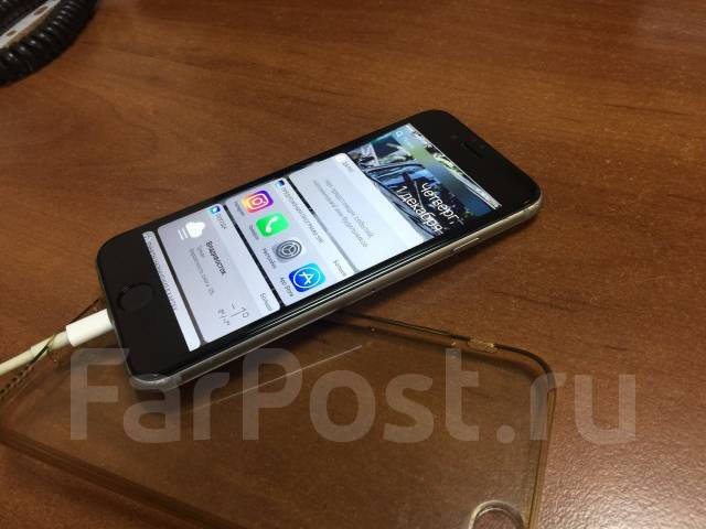 Apple iPhone 6s. Б/у