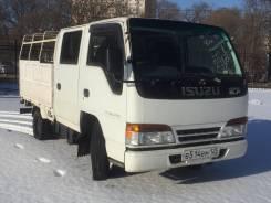 Isuzu Elf. Isuzu ELF 96 год 4-WD V-3100 Пошлина!, 3 100 куб. см., 1 650 кг.
