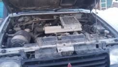 Двигатель. Mitsubishi Pajero, V46V Двигатель 4M40