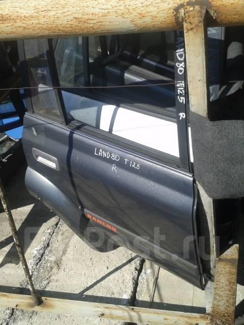 Дверь боковая. Toyota Land Cruiser, HDJ81