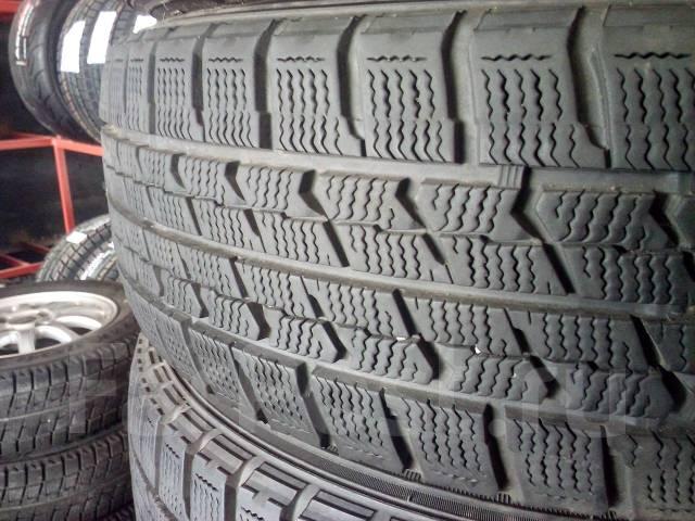 Goodyear Ice Navi Zea II. Зимние, без шипов, 2014 год, износ: 10%, 4 шт