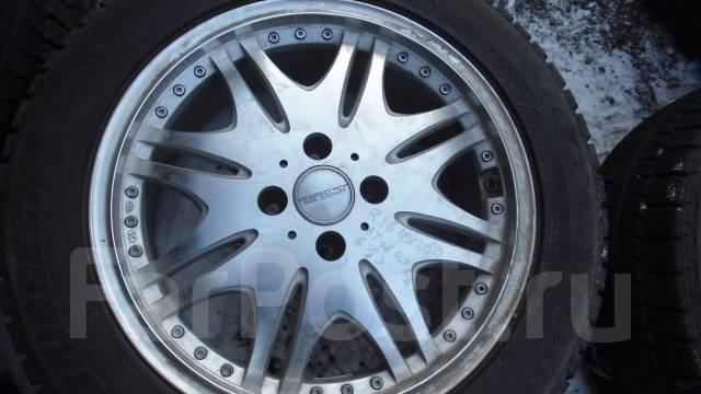 Продам комплект колес. 6.5x16 4x100.00 ET48 ЦО 66,0мм.