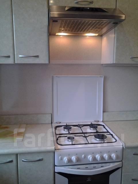 1-комнатная, бульвар Амурский 17. Кировский, частное лицо, 32 кв.м. Кухня
