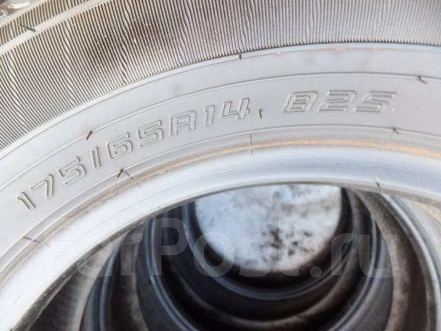 Dunlop Enasave EC203. Летние, 2014 год, износ: 10%, 4 шт. Под заказ