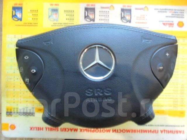 Подушка безопасности. Mercedes-Benz G-Class