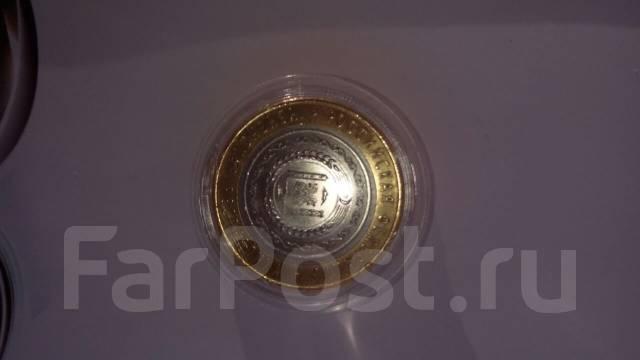 10 рублей Чеченская республика (Чечня)