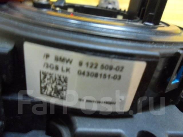 Блок подрулевых переключателей. BMW X5, E70