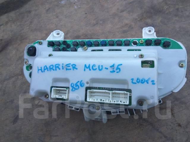 Панель приборов. Toyota Harrier, MCU15 Двигатель 1MZFE