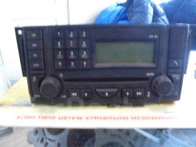 Аудио-видео система. Land Rover Range Rover Sport