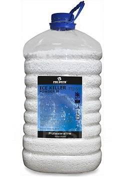 Экологичный противогололедный реагент Ice Killer M (мешок 25 кг) Евростандарт , до -30°С, за 5 минут растапливает лед!