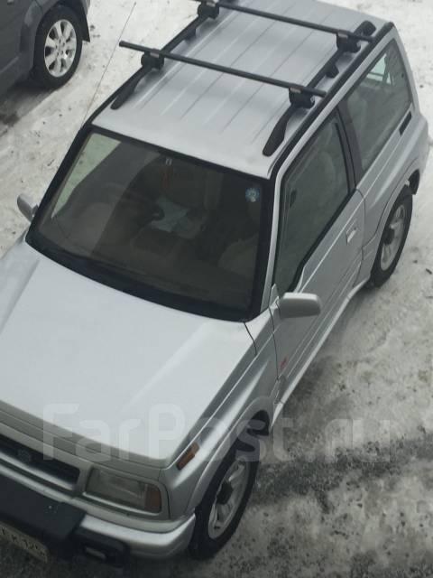 Suzuki Escudo. автомат, 4wd, 16.0 (120 л.с.), бензин, 81 000 тыс. км