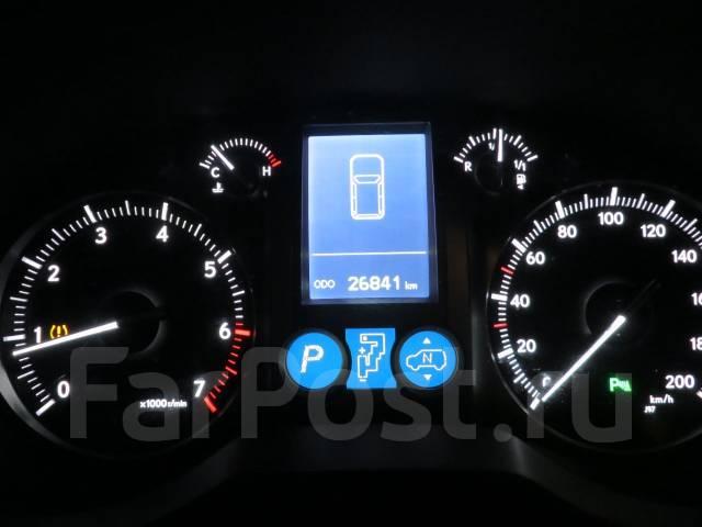 Lexus GX460. автомат, 4wd, 4.5 (305 л.с.), бензин, 26 800 тыс. км