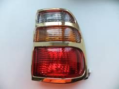 Стоп-сигнал. Toyota Land Cruiser, FZJ100, FZJ105, HDJ100, HDJ100L, HDJ101, HDJ101K, HZJ105, HZJ105L, UZJ100, UZJ100L, UZJ100W Двигатели: 1FZFE, 1HDFTE...