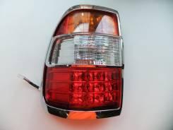 Стоп-сигнал. Toyota Land Cruiser, HDJ101, FZJ100, UZJ100 Двигатели: 1FZFE, 2UZFE, 1HDFTE