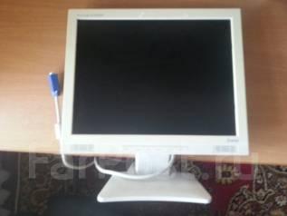 """Iiyama. 15"""" (38 см), технология LCD (ЖК)"""