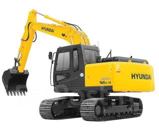 Запчасти на экскаватор Hyundai R360LC-7