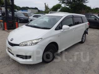 Toyota Wish. ZGE20, 2ZR