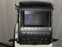 Дисплей. Lexus GX470, UZJ120 Двигатель 2UZFE