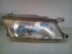 Фара. Nissan Sunny, FB14 Двигатель GA15DE