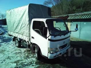 Toyota Dyna. Продам грузовик toyota dyna 4WD, 2 500 куб. см., 1 500 кг.