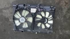 Радиатор охлаждения двигателя. Honda Elysion, RR1 Двигатель K24A. Под заказ