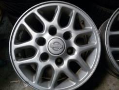 Nissan. 6.0x15, 6x139.70, 6x139.70, ET35