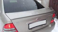 Спойлер. Toyota Corolla, NZE120, NZE121, NZE124