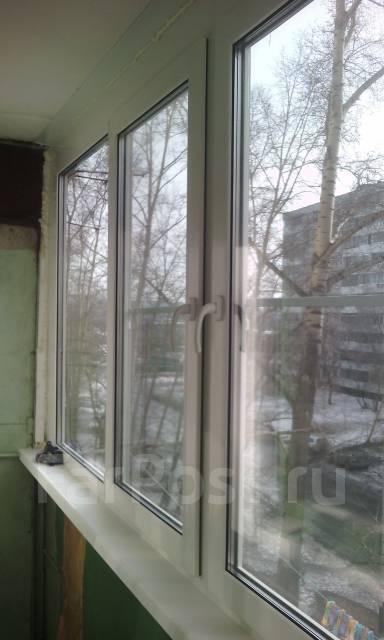 Установка пластиковых окон.